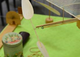 Detail Saalflieger